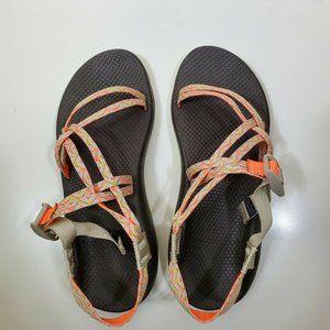 Chaco ZX/1 Comfort Sandal Women's sizes 11 Orange